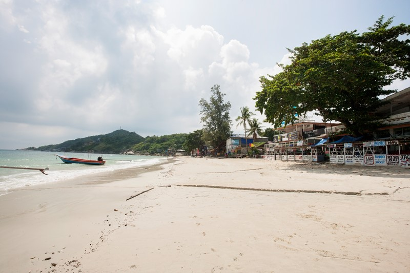 Sunrise Beach on Koh Pha Ngan